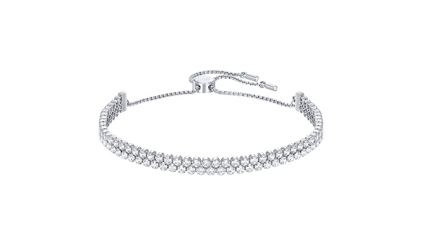 Citymall Lebanon - Swarovski Bracelet White