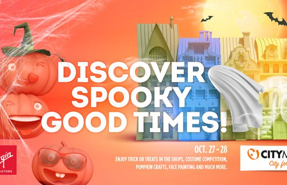DISCOVER SPOOKY GOOD TIMES!