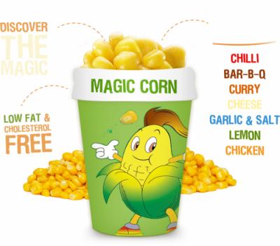 magic corn logo
