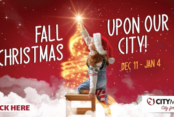 Christmas 2020 AT CITYMALL