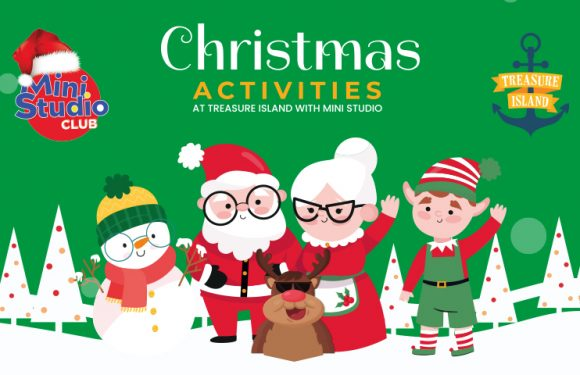 Christmas Activities at Treasure Island