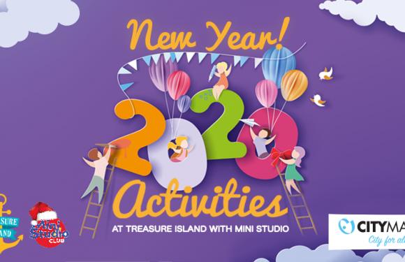 NYE Activities at Treasure Island