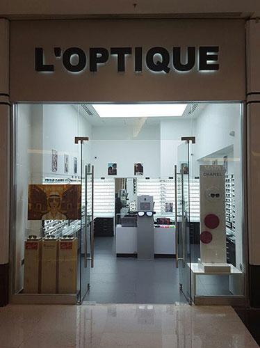 Citymall Lebanon - L'Optique store