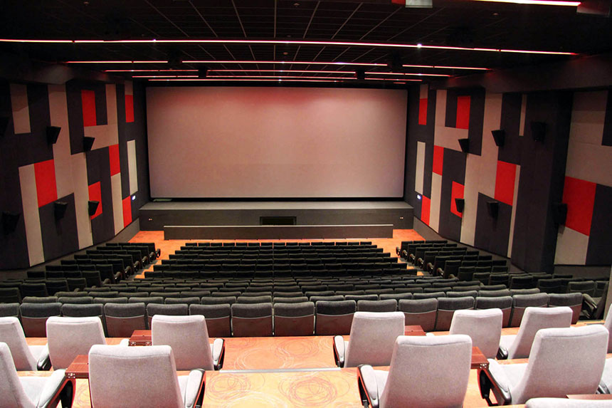 Citymall Lebanon - Cinemacity Theatre