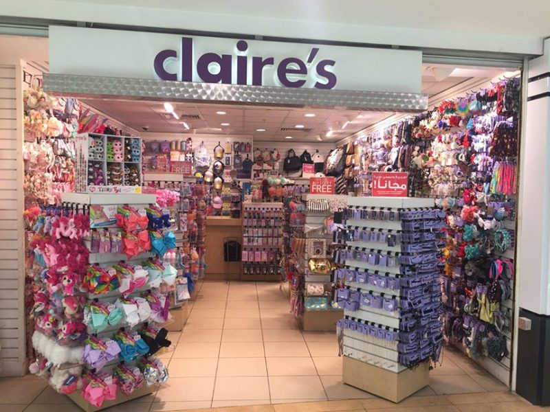Citymall Lebanon - claire's store