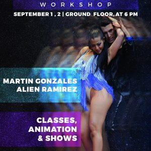 LATIN DANCE EVENT