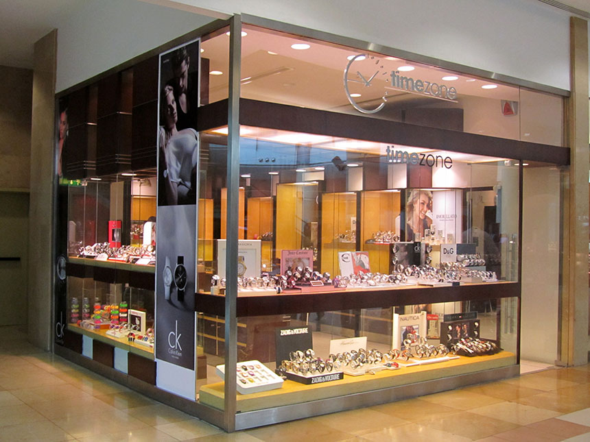 Citymall Lebanon - timezone store
