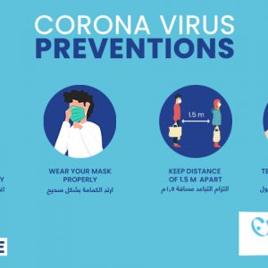 Corona virus measures