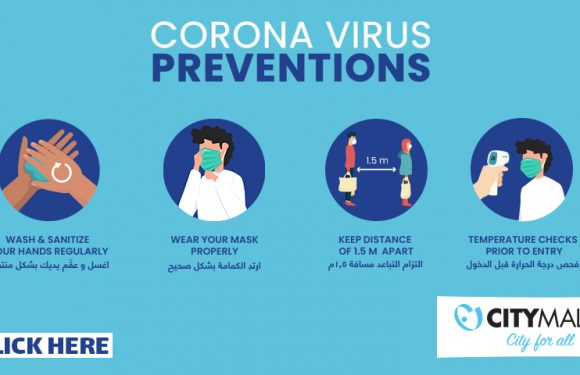 Corona virus measures